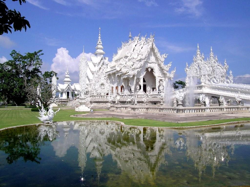 templo blanco de chiang rai nubia tours