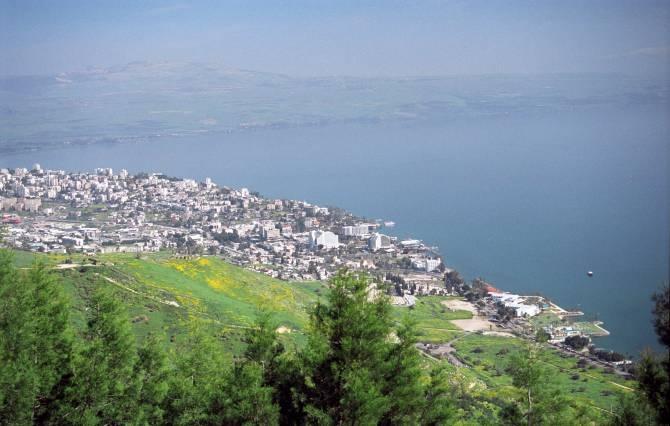 tiberias israel nubiatours
