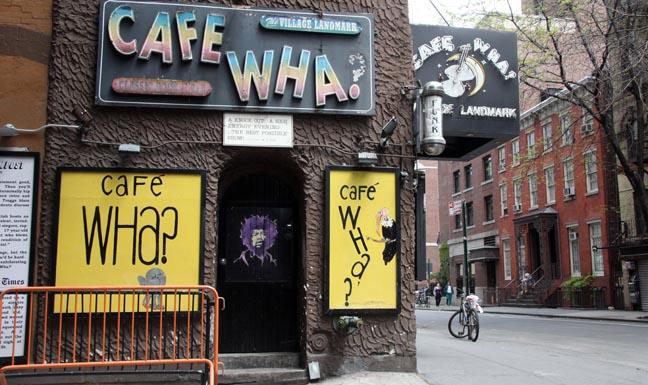 CafeWha