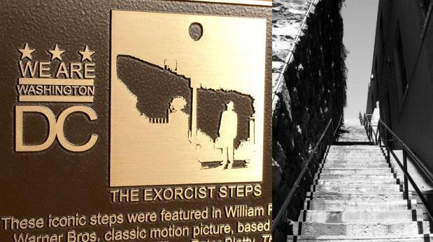 escaleras del exorcista nubiatours