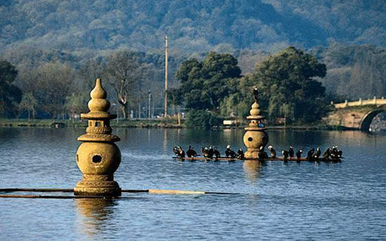 Lago del Oeste Hangzhou