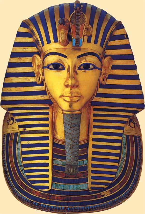 el regreso de tutankamon