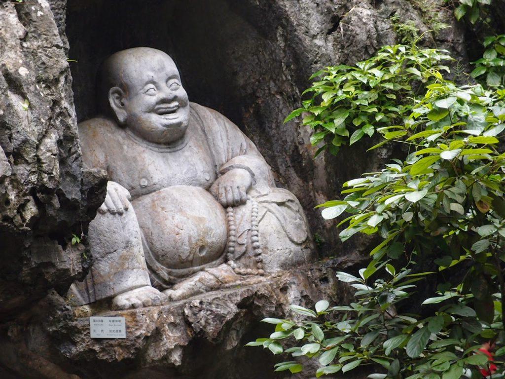 templo del alma escondida hangzhou