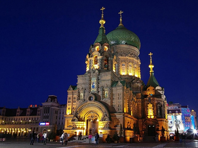 catedral de harbin
