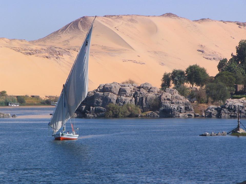 Misterios del río Nilo