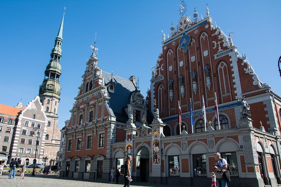 capitales bálticas visitar