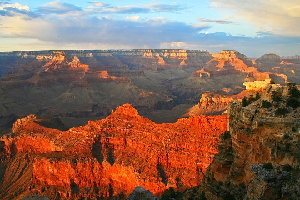 Gran Cañón del Colorado viaje a Estados Unidos