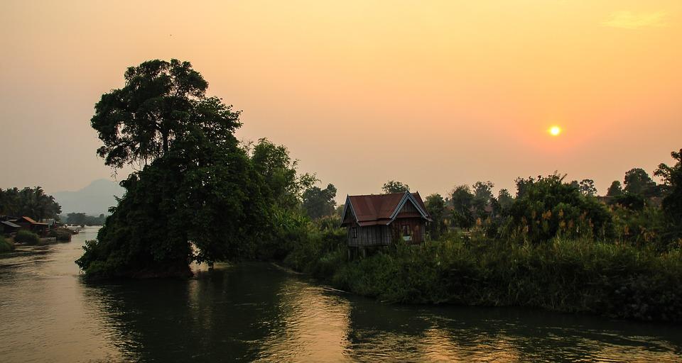 los lugares más bonitos de Laos