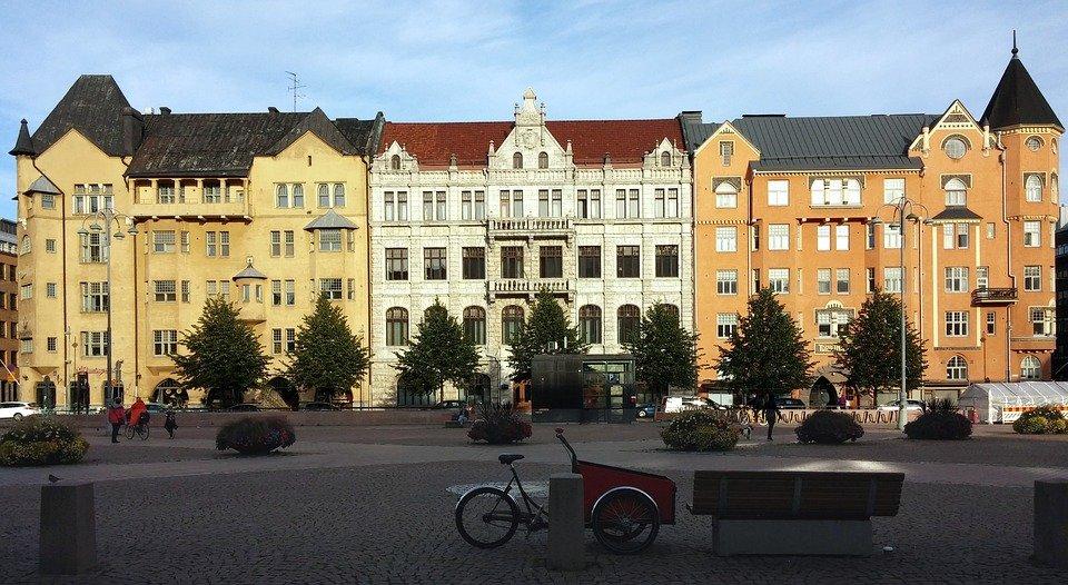 Ciudad Helsinki viajes