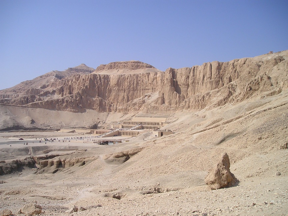 Visitar el Valle de los Reyes