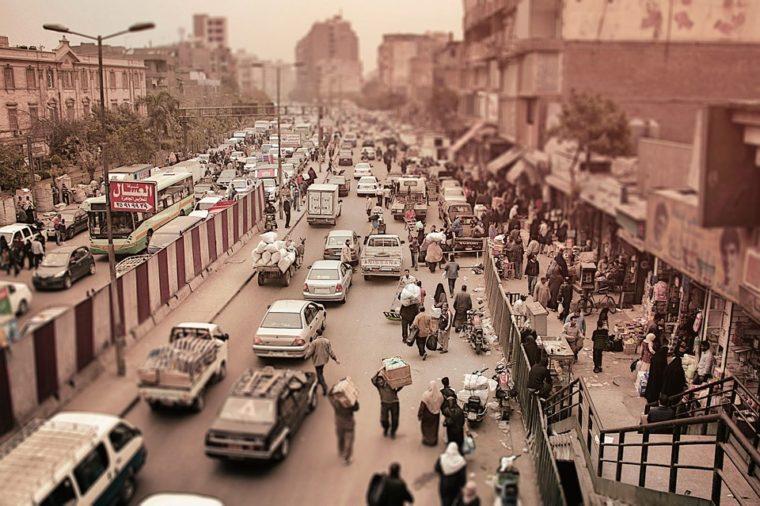 Viajar a Egipto El Cairo