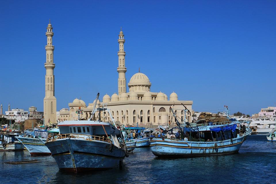 viaje a Hurghada
