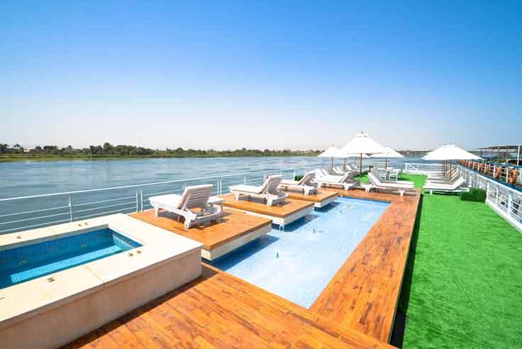 Crucero del Nilo Salima