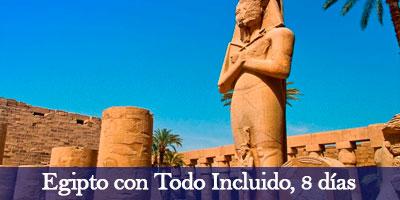 Egipto en Todo Incluido