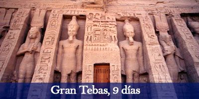 Viaje Egipto - 9 días