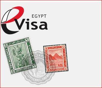 Visado electrónico para viajar a Egipto