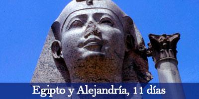 Viaje a Egipto y Alejandría