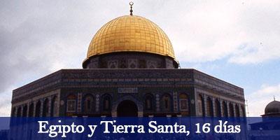 Viaje a Egipto e Israel