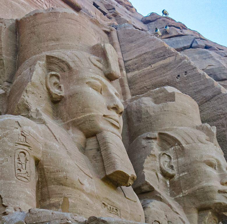 Los viajes a Egipto en coronavirus